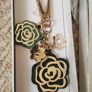 Michael Kors Keychain Charm